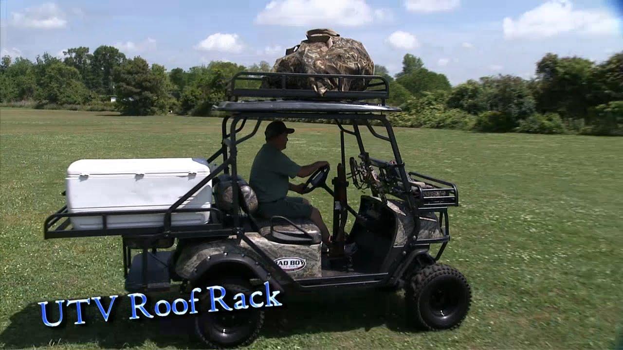 Great Day | UTV Roof Rack | #TuckerRocky - YouTube