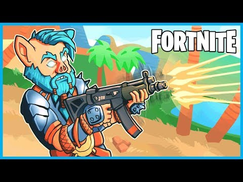 HOW GOOD IS THE *NEW* SMG in Fortnite: Battle Royale?!? Fortnite Sub Machine Gun Solos Gameplay