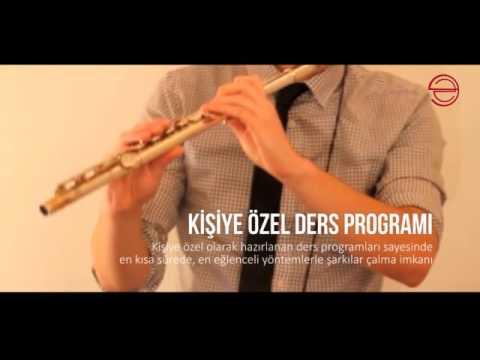 Yan Flüt Kursu İzmir - Yan Flüt Dersi İzmir | Yan Flüt Eğitimi | Yan Flüt Kursu