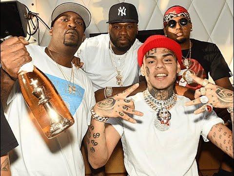 Tony Yayo Talks Young Buck Liking MEN, 6IX9INE Ratting On TREYWAY In Court & 50 Cent, G-Unit