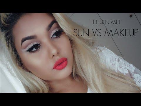 The Sun Met: Sun Vs Makeup