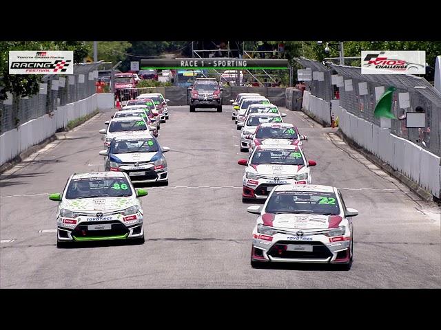 TECHNOLOGY PARK MALAYSIA, BUKIT JALIL - Race 1 - Sporting Class