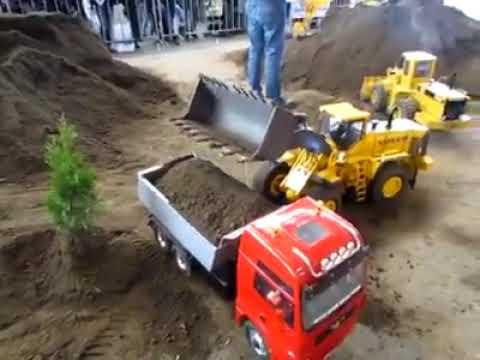 Construction Vehicles &