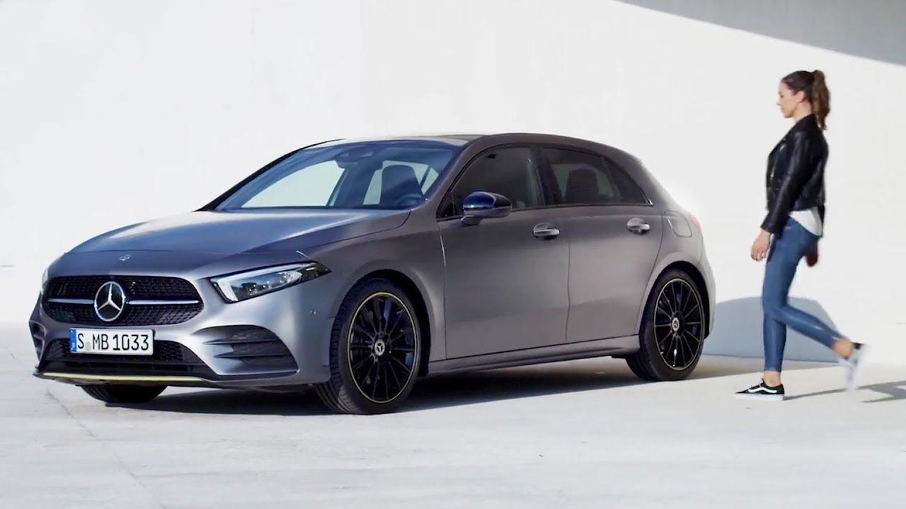 2019 Mercedes A-Class Edition - Test Drive - Dauer: 7 Minuten, 34 Sekunden