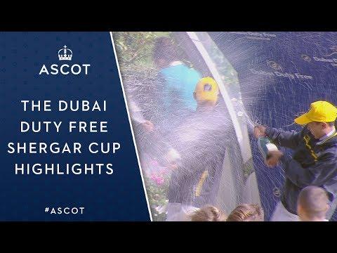 Dubai Duty Free Shergar Cup 2019 Highlights