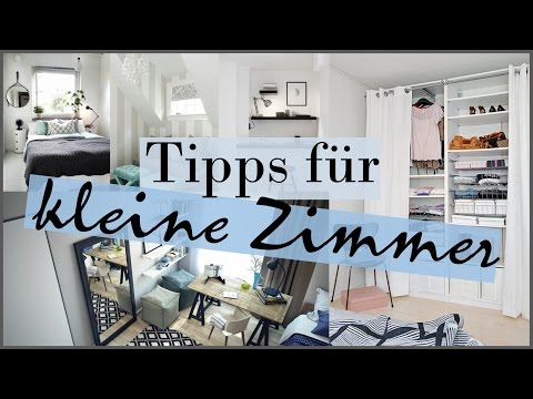 KLEINE ZIMMER schön machen | Tipps, Tricks, Hilfen, Ideen | ♥ANNA KAISER♥