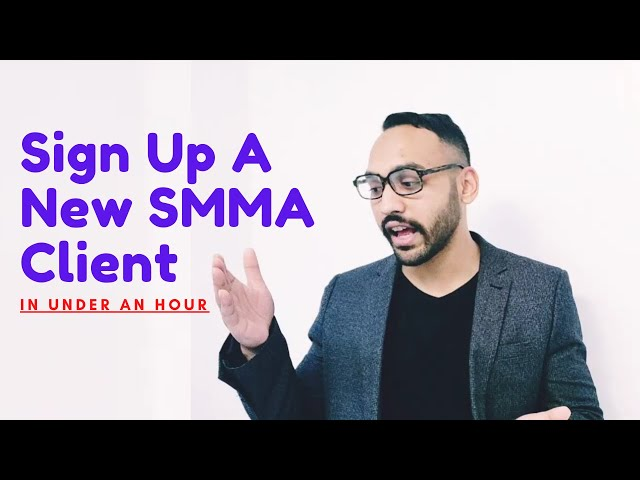 Sign a client today | SMMA with Abul Hussain