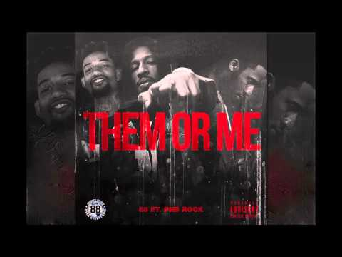 88 (88WASGREAT) Ft PNB Rock - Them Or Me