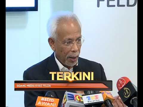 Sidang Media Khas Tan Sri Shahrir Abdul Samad mengenai Isu Pemilikan Tanah Felda