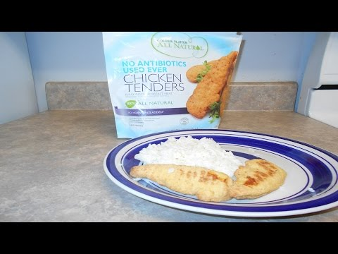 Golden Platter All Natural Chicken Tenders Review