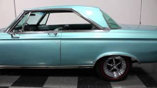 2311 ATL 1965 Plymouth Satellite