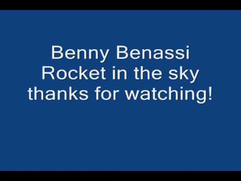 Benny Benassi - Rocket in the sky [HQ]