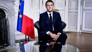 Macron calls for 'hope' in new year's eve address to french nation