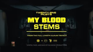 My Blood Recreated Stems - twenty one pilots Video