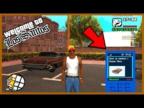 KRADU VOZIDLA NA ZAKÁZKU! (GTA San Andreas Multiplayer #74)