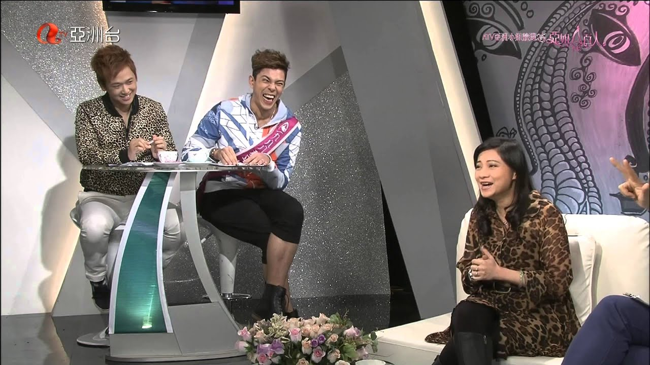 [HD]《亞姐百人》 黃素歡(歡歡) 2013-05-03 - YouTube