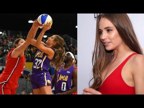 NBA 2K Baddie Rachel DeMita Dating THIS OKC Baller!