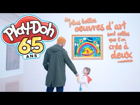 Play-Doh célèbre la créativité en famille au Musée d'Art Moderne de Paris