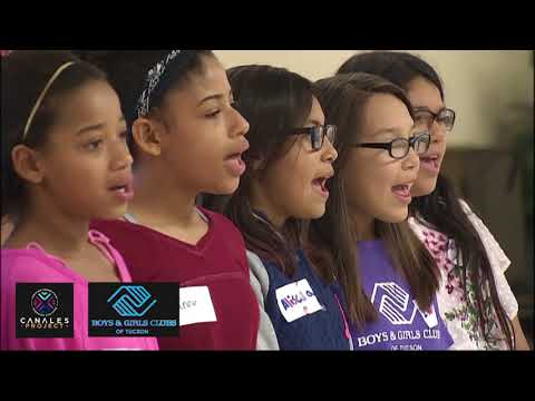 Boys & Girls Clubs of Tucson Finding Your Voice Spring 2018