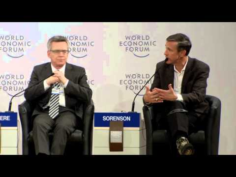 Davos 2015 - Open Borders: Unavoidable or Unnecessary?