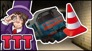 Die Pylone und der Zug! | Trouble in Terrorist Town! - TTT | Zombey