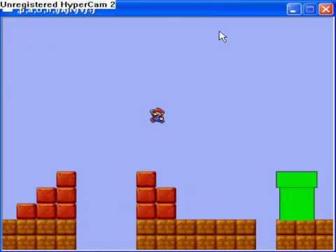 Super Mario Bros (Syobon Action) Mod by PePPeN20 (me xD) - YouTube