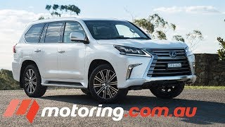2018 Lexus LX570 Review | motoring.com.au