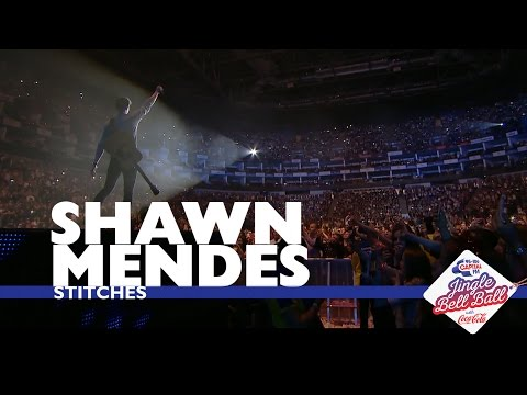 Shawn Mendes - Stitches  At Capitals Jingle Bell Ball