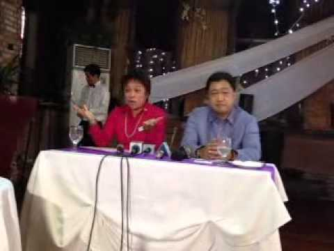 Press Con on Tax filing of self-employed, business & professionals Part 2