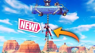 *NEW* TRICK TO LAND REALLY FAST!! - Fortnite Funny & Best Moments
