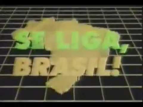Vinheta: Se Liga Brasil (1999)