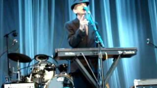 Leonard Cohen  2008 Tour