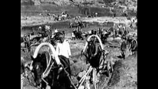 Москва-Волга. Фильм 1937-го года о строительстве канала им. Москвы