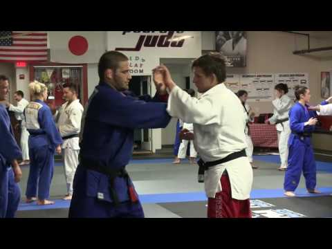Who Do You Have High Hopes For The Future in USA Judo