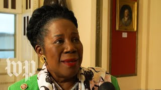 Rep. Sheila Jackson Lee reacts to Congress learning of potential strike from Twitter