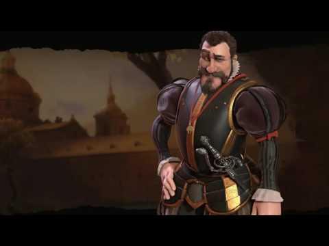 Spain Theme - Ancient (Civilization 6 OST) | Recuerdos de la Alhambra
