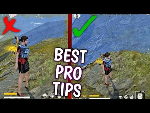 """How To Quickly Use GLOO WALL + Best """"PRO"""" Tips & Tricks (Free Fire)"""