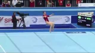 Aliya Mustafina - Archangel (HD)