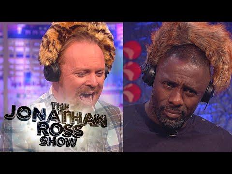 Guess That Animal! - The Jonathan Ross Show (w/ Idris Elba, Liv Tyler & David Attenborough)