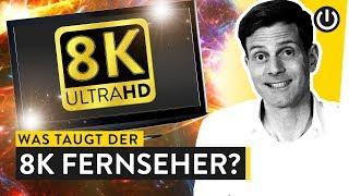 Der 8K Fernseher: Die Zukunft oder nur was für Opfer? | WALULYSE