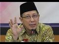Kasihan Masjid Di Kampung Pak Menteri Kalo Khotib Jum'at Aja Harus Punya Sertifikat