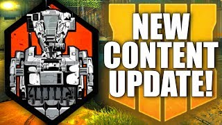 NEW BLACK OPS 4 CONTENT UPDATE! 2 New Map Revamps, Safeguard Returns, & Playlist Updates!