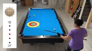 Pool lessons - Taŗget Ghost 632