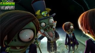 Plants Vs. Zombies: Garden Warfare All Zomboss -  Super Gargangtuar Boss Super Yeti Disco Vampire