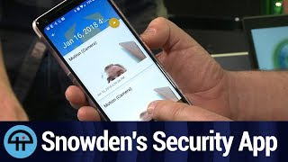 Security App From Edward Snowden