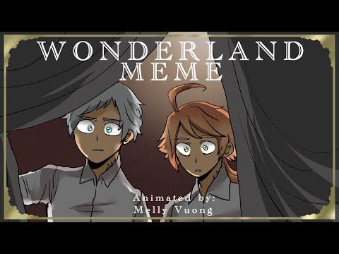 WONDERLAND (meme) | The Promised Neverland (EP 12 SPOILERS)