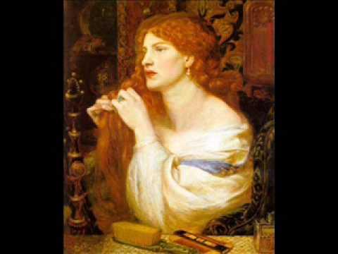 Granados, 'La maja y el roseñor' ('The Maiden and the Nightingale') played by Moura Lympany