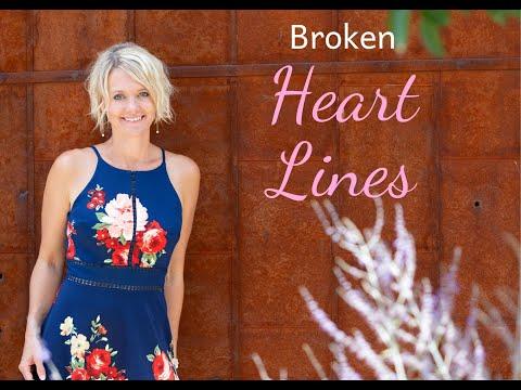 How I healed my broken heart (line)
