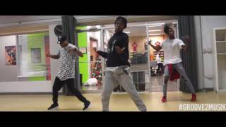 """Party Next door - """"You've Been Missed""""  Choreography by  @Draysworld"""