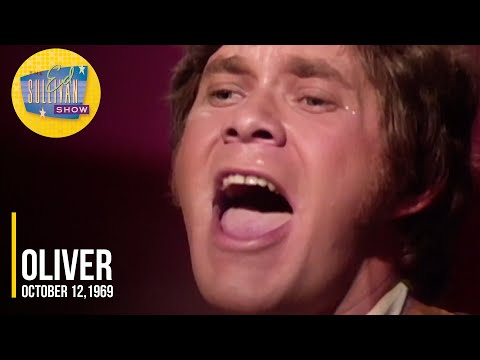 "Oliver ""Jean"" on The Ed Sullivan Show"